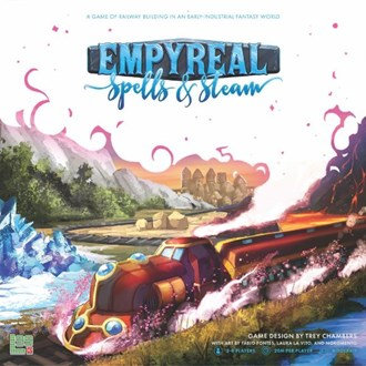 PREORDER - Empyreal - Spells and Steam
