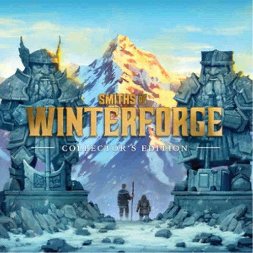 Smiths of Winterforge Kickstarter Collector Edition