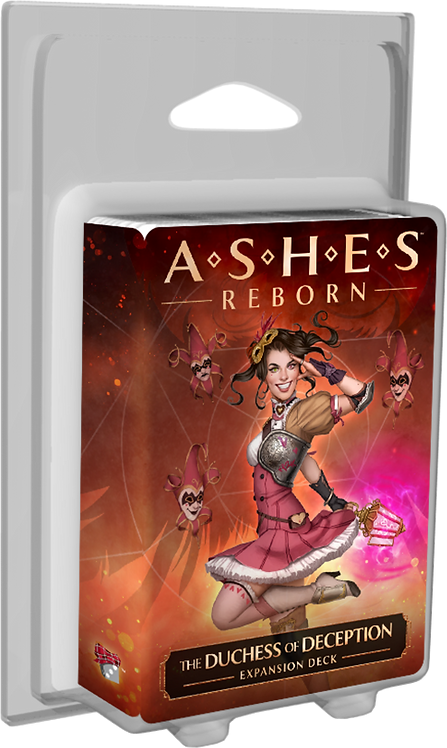 PREORDER - Ashes Reborn The Duchess of Deception Expansion Deck