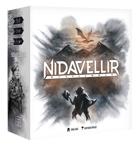 PREORDER - Nidavellir
