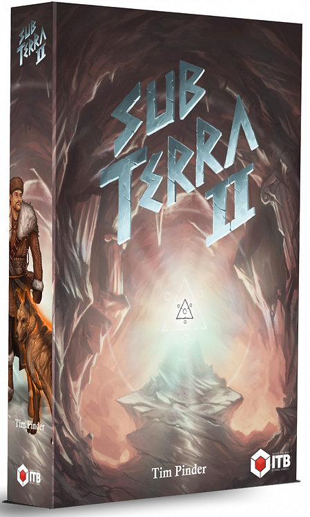 PREORDER - Sub Terra II Arimas Light Expansion