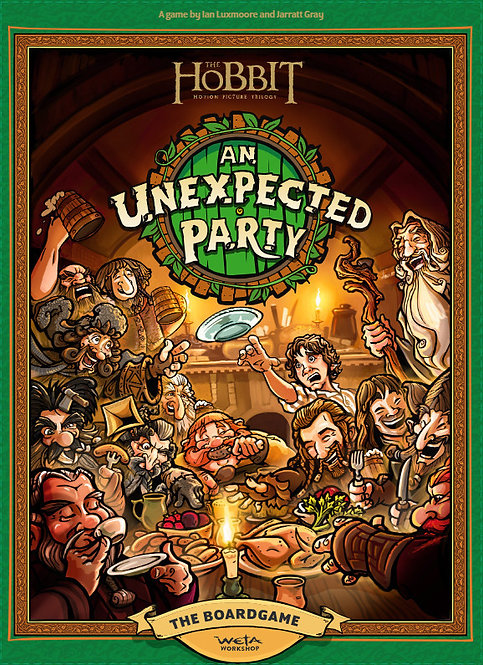 PREORDER - The Hobbit an Unexpected Party