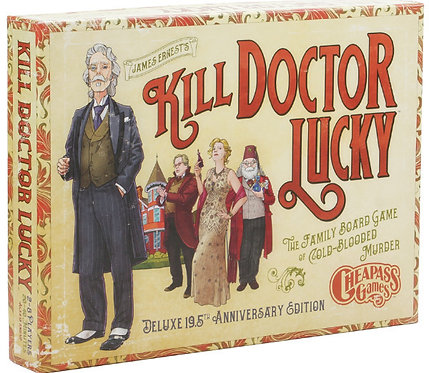 PREORDER - Kill Doctor Lucky