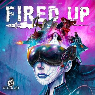 PREORDER - Fired Up