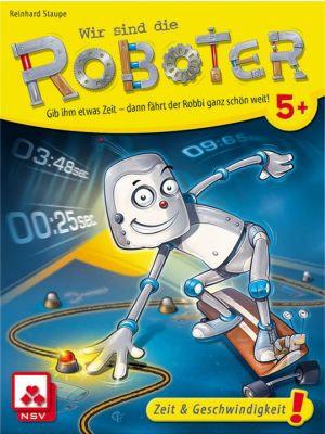 PREORDER - Robots