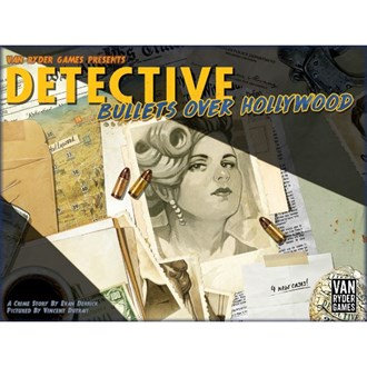 PREORDER - Detective City of Angels - Bullets Over Hollywood Expansion