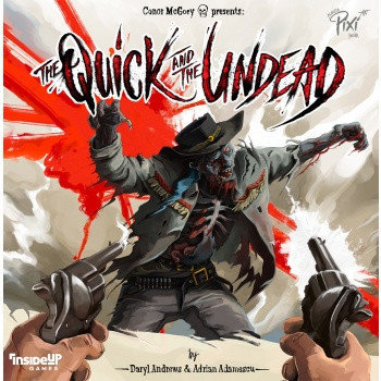 PREORDER - The Quick and the Undead