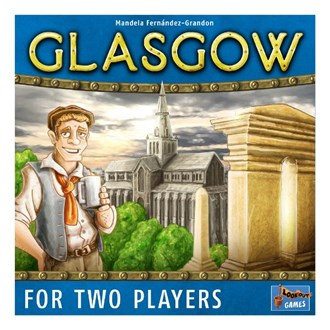 PREORDER - Glasgow