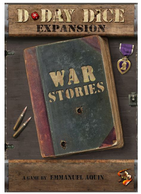 PREORDER - D-Day Dice - War Stories Expansion