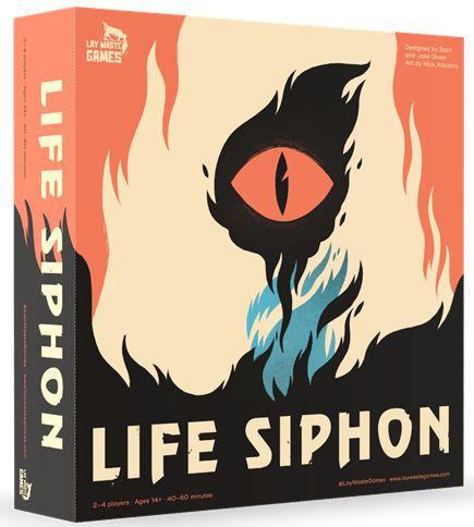 Life Siphon Metal Kickstarter Edition