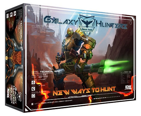 PREORDER - Galaxy Hunters New Ways to Hunt Expansion