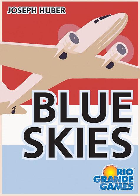 PREORDER - Blues Skies
