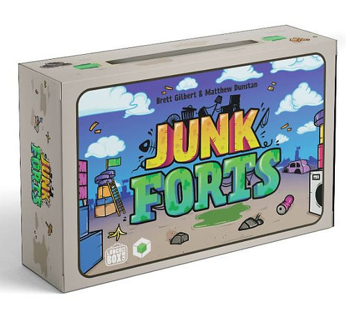 PREORDER - Junk Forts