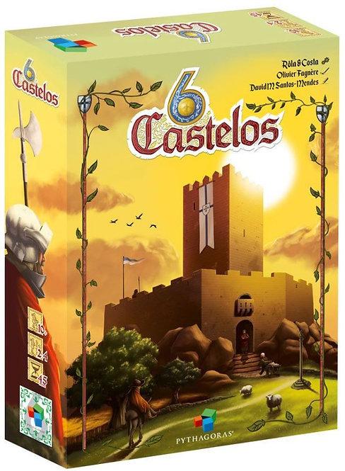 PREORDER - 6 Castles