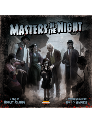PREORDER - Masters of the Night