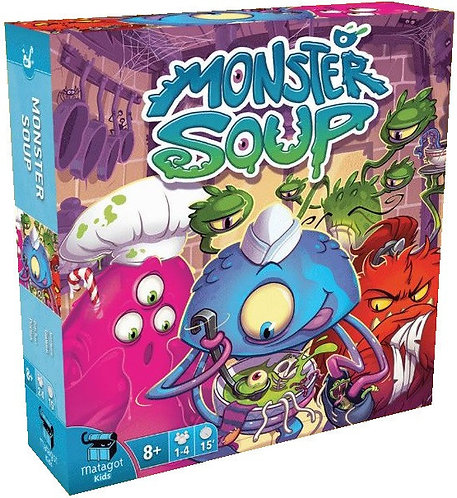 PREORDER - Monster Soup