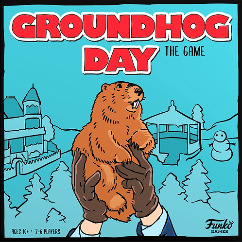 PREORDER - Groundhog Day - The Game