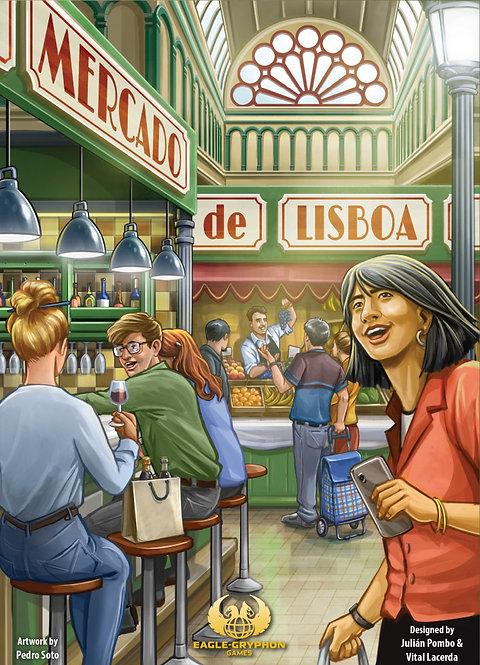 PREORDER - Mercado de Lisboa (Numbered Edition)
