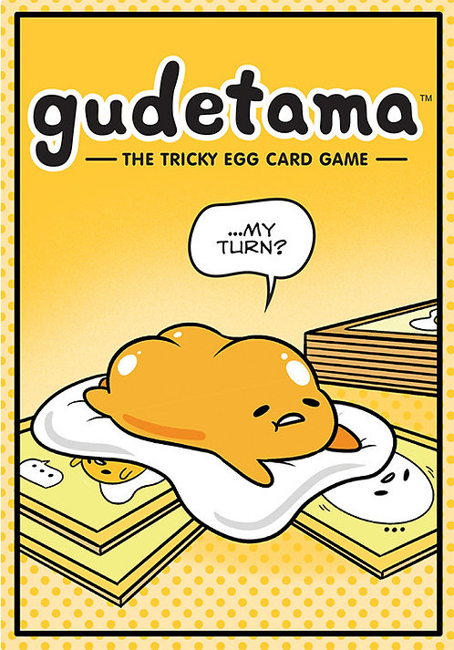 Gudetama - The Tricky Egg Game
