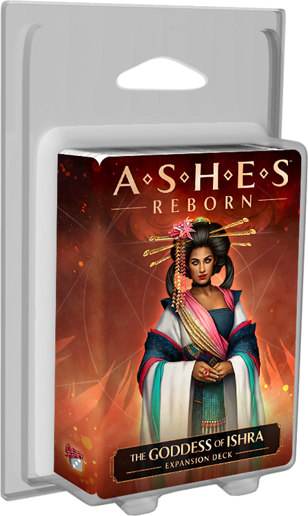 PREORDER - Ashes Reborn The Goddess of Ishra Expansion Deck