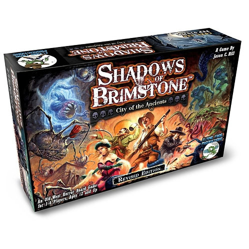 Shadows of Brimstone: City of the Ancients Revised Core Set
