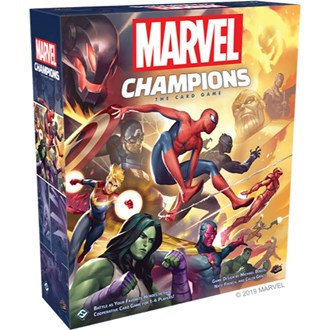 Marvel Champions LCG - Base Game
