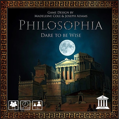 PREORDER - Philosophia - Dare to be Wise