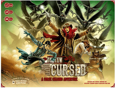PREORDER - The Few and Cursed