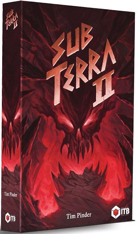 PREORDER - Sub Terra II Typhan Wakes