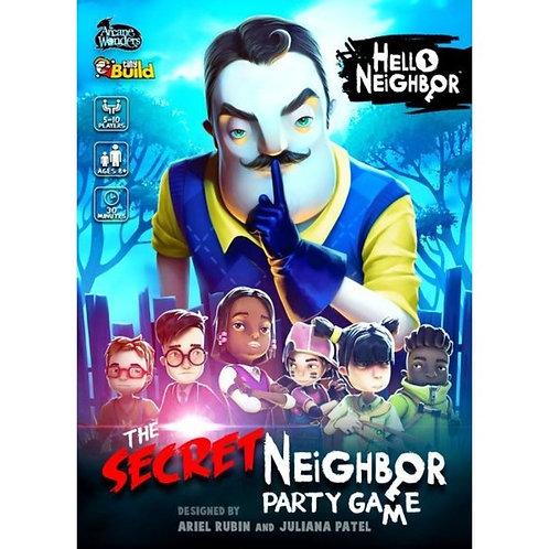 PREORDER - Hello Neighbor Secret Neighbor Party Game