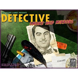 PREORDER - Detective City of Angels - Smoke and Mirrors Expansion