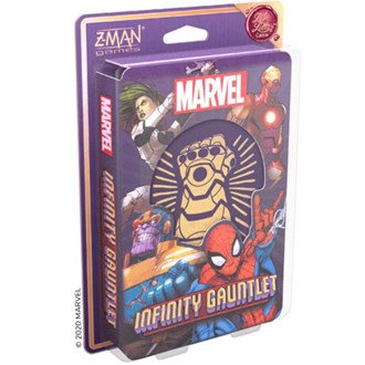 Love Letter - Infinity Gauntlet Edition