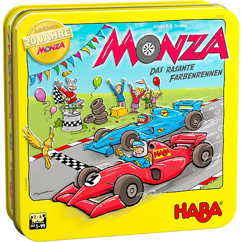 PREORDER - Monza 20th Anniversary Edition