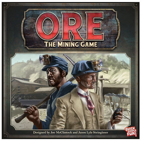 PREORDER - Ore The Mining Game