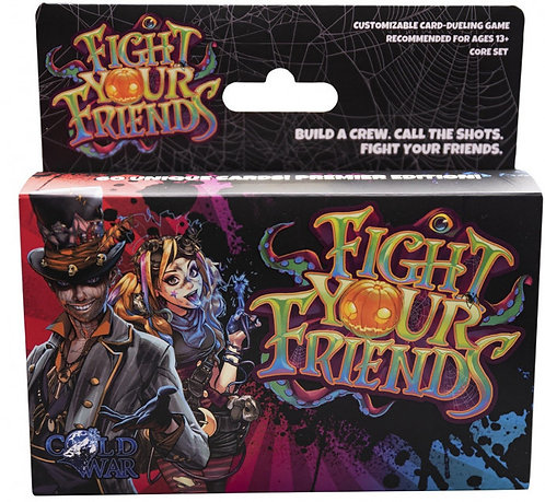 Fight Your Friends