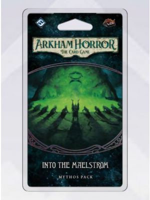 PREORDER - Arkham Horror LCG The Innsmouth Conspiracy Cycle Into the Maelstrom