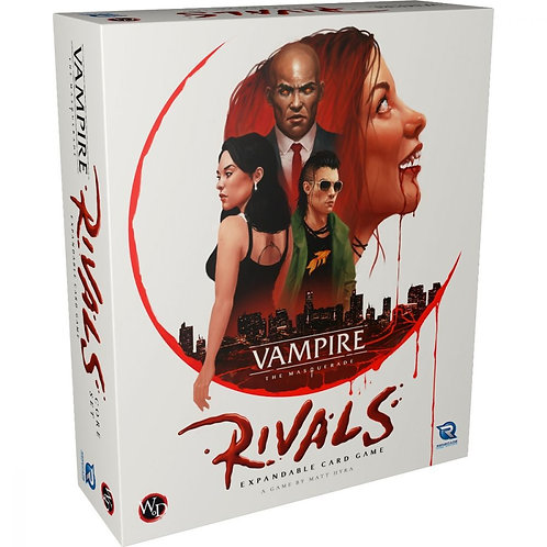 PREORDER- Vampire: The Masquerade Rivals Expandable Card Game