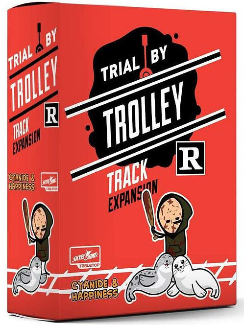 PREORDER - Trial by Trolley R Rated Track Expansion