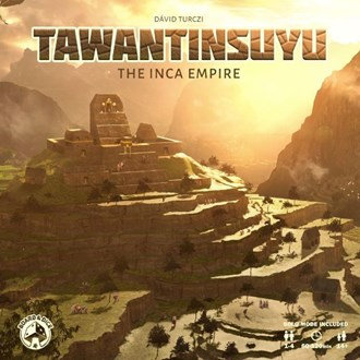 PREORDER - Tawantinsuyu - The Inca Empire