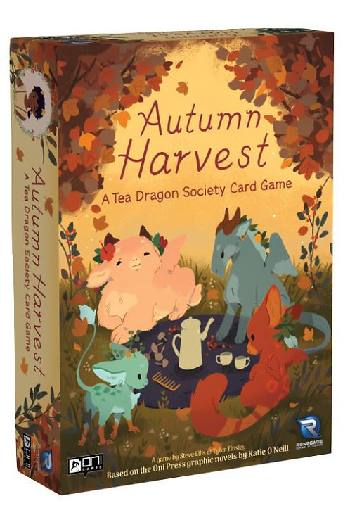 PREORDER - Autumn Harvest - A Tea Dragon Society Card Game