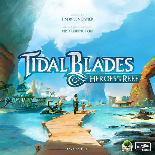 PREORDER - Tidal Blades