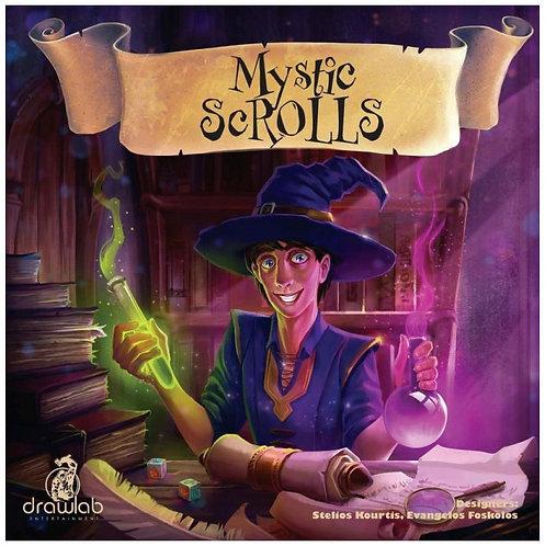 PREORDER - Mystic Scrolls