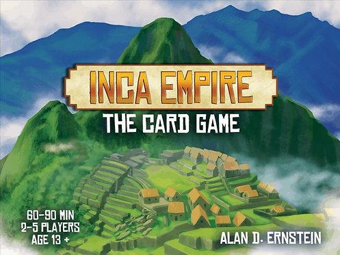 PREORDER - Inca Empire The Card Game