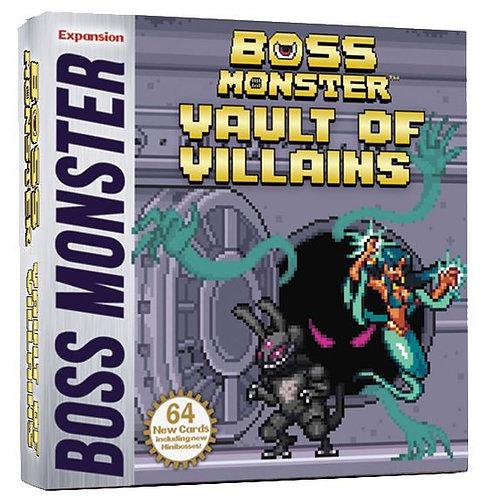 PREORDER - Boss Monster - Vault of Villains