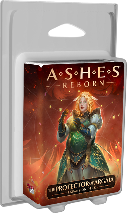 PREORDER - Ashes Reborn The Protector of Argaia Expansion Deck