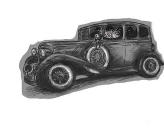 The Strange Car.JPG