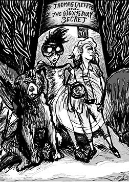 Thomas Creeper and the Gloomsbury Secret
