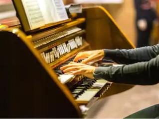 March Organ Recital at UMC Antioch