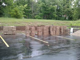 Update - Retaining Wall