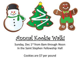 Kookie Walk 2019